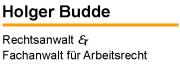 Rechtsanwalt Holger Budde