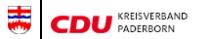 CDU-Kreisverband Paderborn